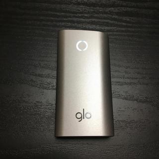 glo - 5番 glo 純正 本体 1本 銀 シルバー