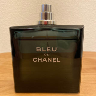 CHANEL - CHANEL    ブルー ドゥ シャネル