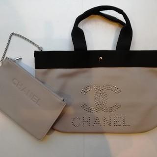 CHANEL - ❤️CHANEL トートバック❤️ ベージュ