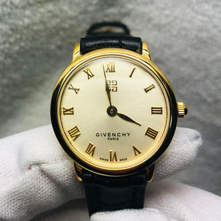 GIVENCHY - 美品 GIVENCHY  レディース 腕時計