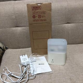 MUJI (無印良品) - コンパクト超音波加湿器