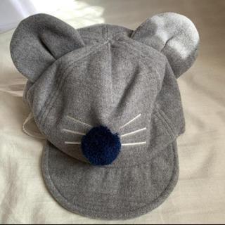 ザラキッズ(ZARA KIDS)のBABY マウスキャップ 44㎝(帽子)
