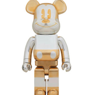 MEDICOM TOY - BE@RBRICK FUTURE MICKEY SORAYAMA 2G パルコ