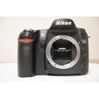 Nikon - ジャンク Nikon D80 ボディのみ ミラー動作故障