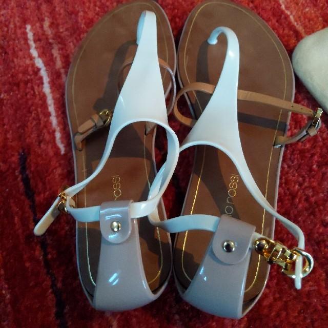 Sergio Rossi(セルジオロッシ)のsergiorossi   サンダル レディースの靴/シューズ(サンダル)の商品写真