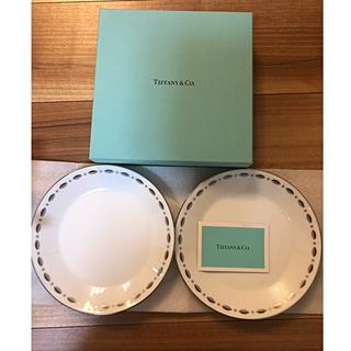 Tiffany & Co. - 【新品未使用】 TIFFANY&Co. グラマシー ペアプレート 2枚