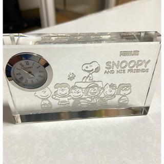 スヌーピー(SNOOPY)のミリーさま専用☆(置時計)
