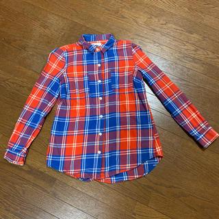 オールドネイビー(Old Navy)のオールドネイビー♡チェックシャツ(シャツ/ブラウス(長袖/七分))
