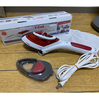 T-fal -  T-fal 2in1 スチームアンドプレス ハンディスチーマー アイロン
