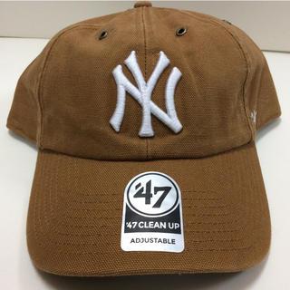 カーハート(carhartt)のカーハート キャップ ヤンキース 47brand  cap(キャップ)