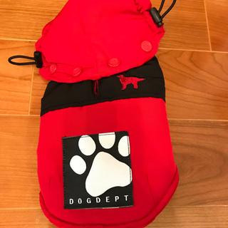 DOG DEPT - DOG DEPT 【DOG WEAR】マウンテンパーカーマント型