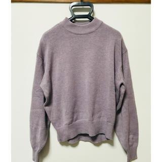 H&M - ラベンダー色のセーター
