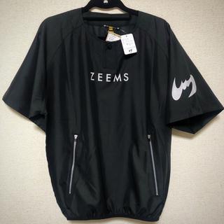 ジームス(Zeems)のひちここサン専用【新品】ジームス zeems 野球 ピステ Vジャン(ウェア)