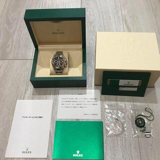 ロレックス(ROLEX)のロレックス デイトナ 116520 最終モデル 270万(腕時計(アナログ))