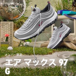 NIKE - ナイキ エア マックス 97 ゴルフ シューズ