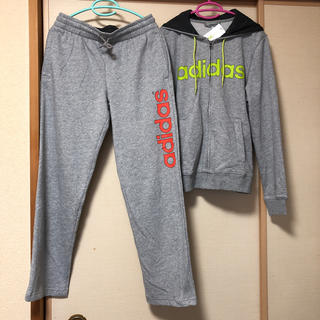 アディダス(adidas)の新品☆アディダスネオ☆スウェット上下(ルームウェア)