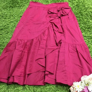 M'S GRACY - エムズグレイシー レディマキシ丈スカート 2018年モデル