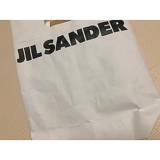 Jil Sander(ジルサンダー)のジルサンダー ショッパー ショルダー バック レディースのバッグ(ショップ袋)の商品写真