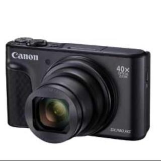 Canon - 新品未開封★CANON(キヤノン)  PowerShot SX740 HS