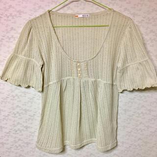 イッカ(ikka)のIKKA🌿(Tシャツ(半袖/袖なし))