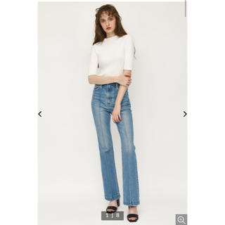 SLY - SLY  PINTUCK HW FLARE PT-B