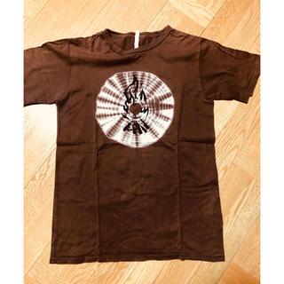 ノンネイティブ(nonnative)のnonnative Tシャツ ブラウン Mサイズ ノンネイティブ(Tシャツ/カットソー(半袖/袖なし))