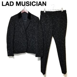 ラッドミュージシャン(LAD MUSICIAN)のLAD MUSICIAN セットアップ かすれチェック柄(セットアップ)