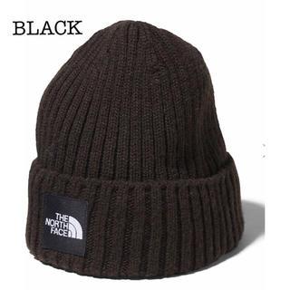 THE NORTH FACE - 新品 ノースフェイス ビーニー ニット帽 ニットキャップ ユニセックス 黒