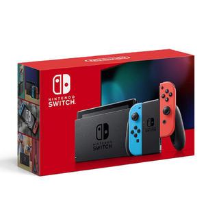 Nintendo Switch - ニンテンドースイッチ 新型 ネオンカラー8台 グレー1台