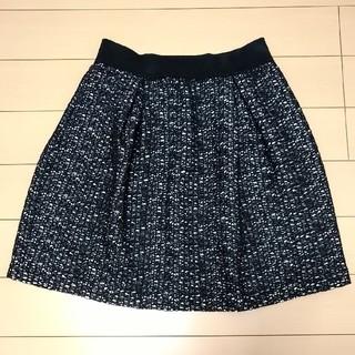 ナチュラルビューティーベーシック(NATURAL BEAUTY BASIC)のNATURAL BEAUTY BASIC スカート S(ミニスカート)