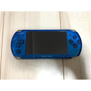 PlayStation Portable - PSP-3000 本体  充電器 ワンセグ ソフト 付き