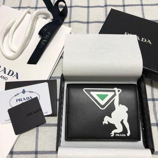 プラダ(PRADA)のプラダ 財布 新品未使用品 限定品(折り財布)