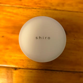 shiro - shiro ホワイトリリー 練り香水 18g