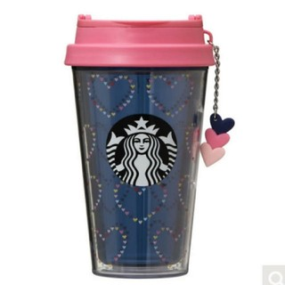 Starbucks Coffee - スターバックス バレンタイン タンブラー ハート