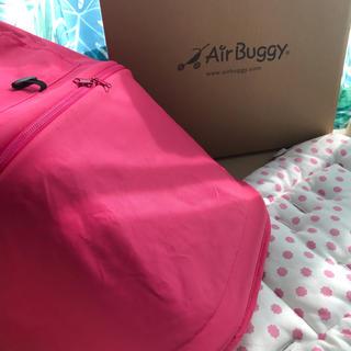 AIRBUGGY - エアバギー ココ プレミア 着せ替えキャノピー&ストローラーマット