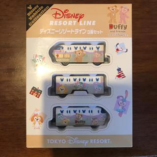 Disney - ディズニーリゾートライン 3両セット