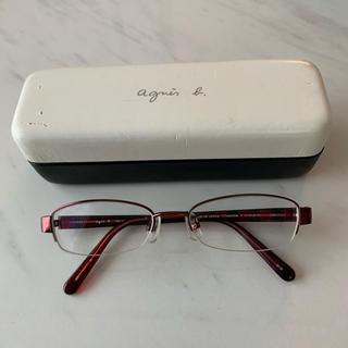 アニエスベー(agnes b.)のアニエス ベー 眼鏡(サングラス/メガネ)