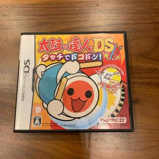 ニンテンドーDS - 太鼓の達人DS タッチでドコドン!