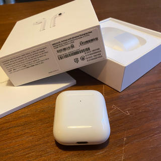 Apple - 第二世代 AirPods wireless charging ワイヤレス Pro