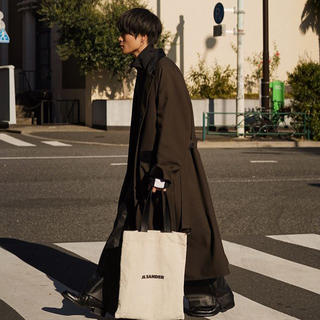 SUNSEA - SUNSEA 18AW POLYYS WOOL COAT (本日限定出品)