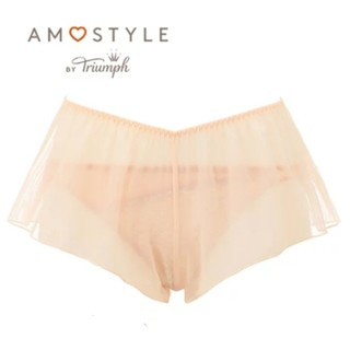 AMO'S STYLE - Triumph AMO'S STYLE レギュラーショーツ+フレアショーツ L
