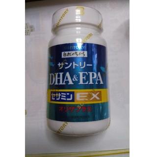 サントリー(サントリー)のサントリー自然のちから DHA&EPA+セサミンEX(ビタミン)