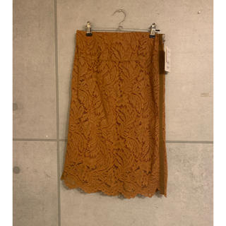 フレームワーク(FRAMeWORK)のタグ付未使用♡スカート(ひざ丈スカート)