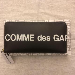 コムデギャルソン(COMME des GARCONS)のCOMME des GARCONS コムデギャルソン ラウンドファスナー長財布(長財布)