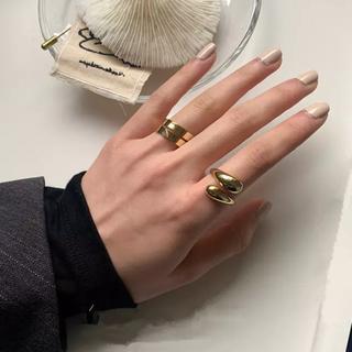 Adam et Rope' - Snake gold ring No.269