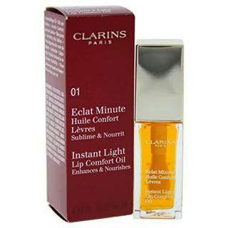 CLARINS - 新品未使用品 クラランス コンフォート リップオイル 01 ハニー 7ml