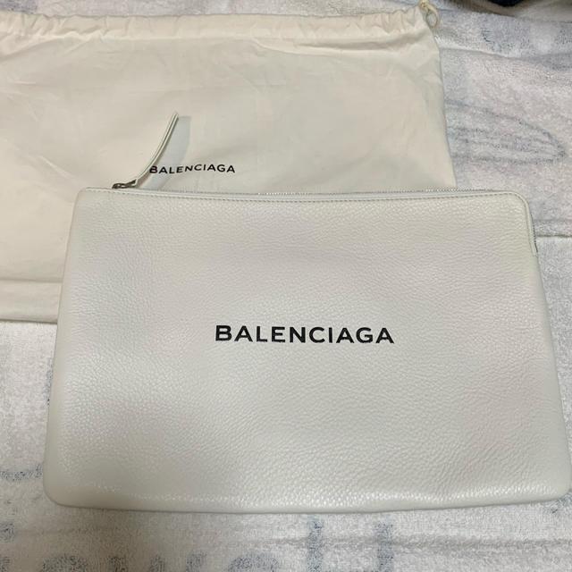 BALENCIAGA BAG(バレンシアガバッグ)のバレンシアガ  Valenciaga クラッチバッグ メンズのバッグ(セカンドバッグ/クラッチバッグ)の商品写真