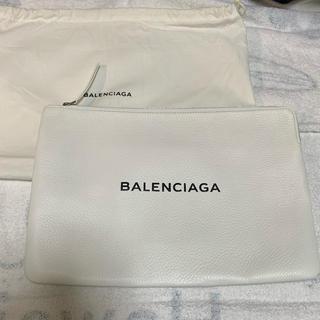 BALENCIAGA BAG - バレンシアガ  クラッチバッグ