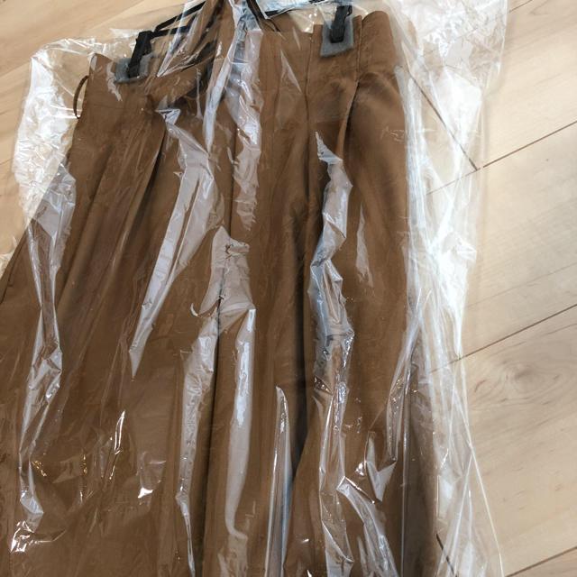 IENA(イエナ)のIENA W/Pe ギャバタックサロペット イエナ レディースのパンツ(サロペット/オーバーオール)の商品写真