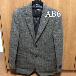 【新品未使用】Tern MOON ツイード ジャケット AB6 茶色 ブラウン